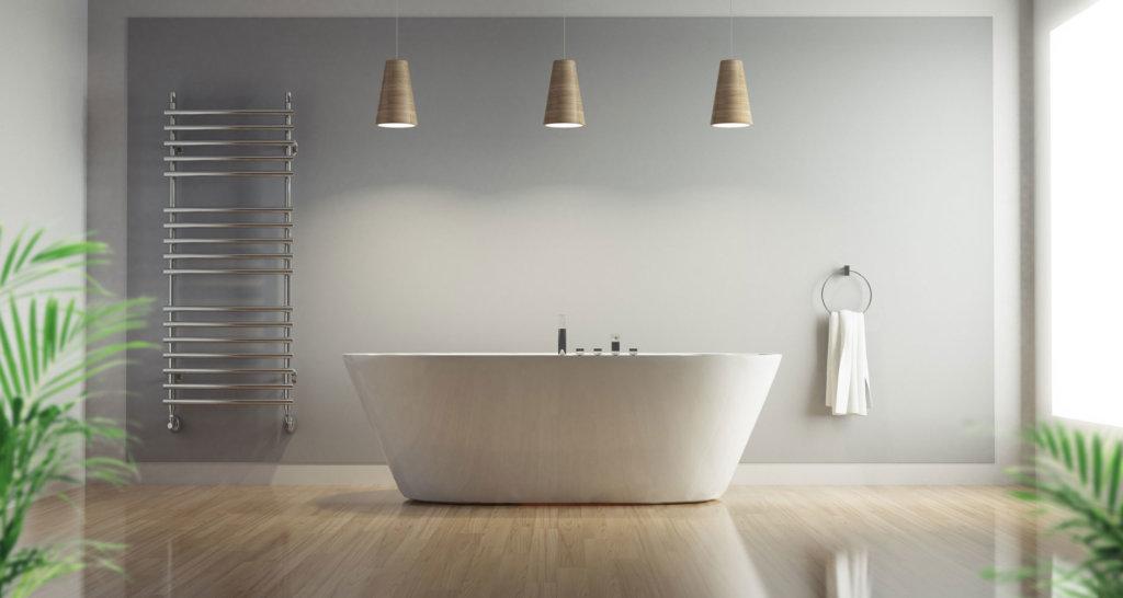 Duschpaneel---Modernes-Badezimmer